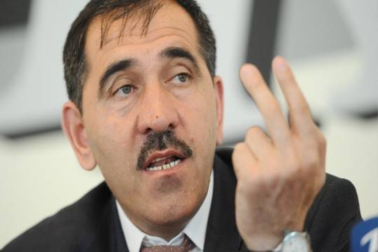 Руководителя  Ингушетии допросят поделу онападении на защитников прав человека  в прошлом году