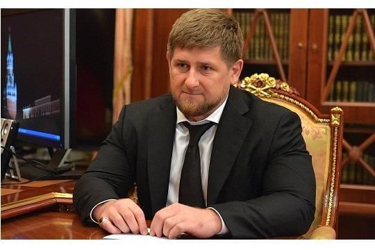 Руководитель Чечни Рамзан Кадыров потребовал отставки первого замглавы МВД республики Апти Алаудинова