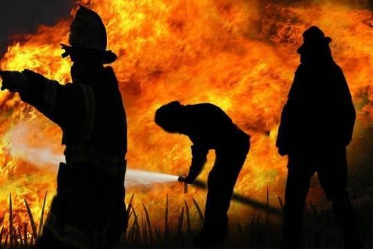 Двое детей стали жертвами пожара вДагестане