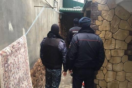 Вдагестанском Дербенте идут массовые обыски унаркодилеров