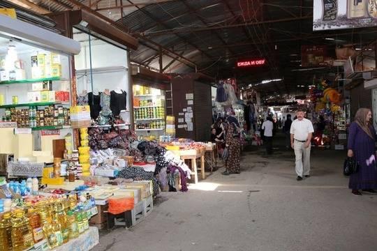 Необходимо поразмыслить осносе выстроенных нареке хасавюртовских рынков— Здунов