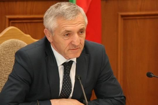 Министр образования Дагестана освобожден отсвоего поста