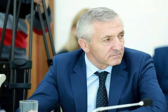 Экс-министр образования Дагестана Шахабас Шахов арестован на два месяца