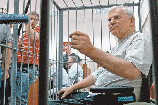 Бывшему мэру Махачкалы Саиду Амирову отказали впомиловании