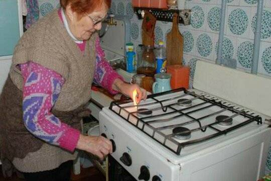 Жители села в Карачаево-Черкесии заявили, что не в состоянии рассчитаться за потребленный ими газ